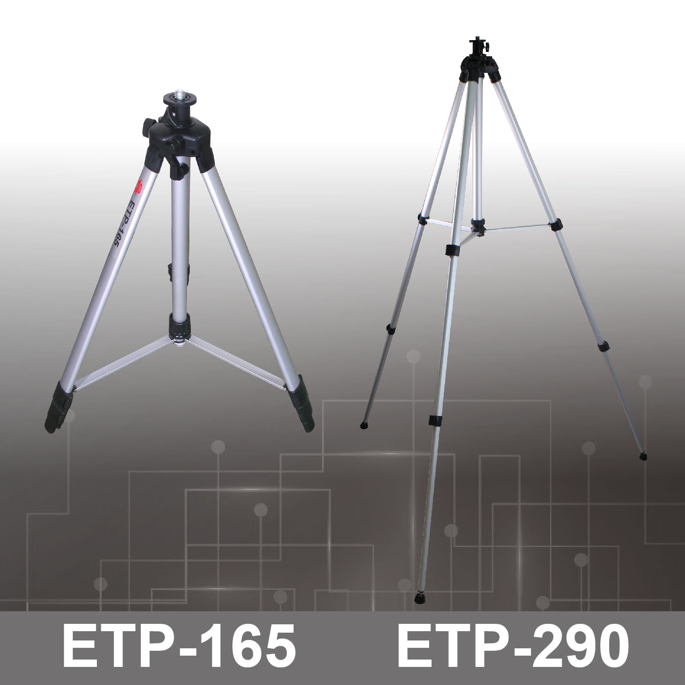 Detector/Tripod/Wall bracket/Charger